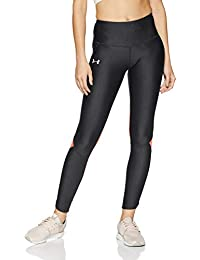 69d7c1417df162 Under Armour, Armour Fly Fast Tight, Leggings, Donna, Nero (Black/