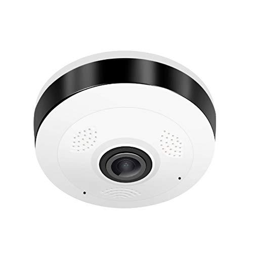 Professionelle 360 Grad VR Panorama-Kamera HD 960P Wireless WiFi IP-Kamera (Farbe: weiß)
