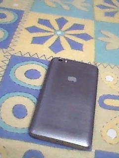 Micromax Canvas Juice 4G Q461 (Grey) image
