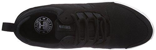 Etnies Scout Mt W's, Chaussures de Skateboard femme Noir - Noir