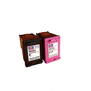 Amazon in: Buy HP 802 Ink Cartridge - Tri color Online at Low Prices