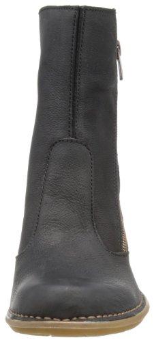 El Naturalista N473 Antique Black / Colibri, Bottes femme Noir (Black)