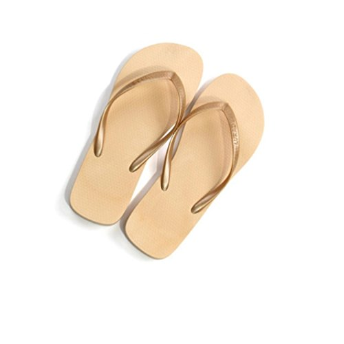 Comfort Caramella Beige Colore Spiaggia Infradito Baymate Pantofole Donna Sandali FYqSqA