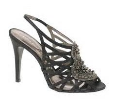 Karen-Millen-black-lace-bead-shoes-heels-FJ119