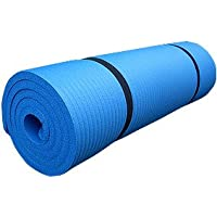 ScSPORTS - Esterilla de fitness, color azul claro