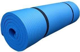 GYM MAT EXERCISE MAT SC 190 X 100 X 1,5 LIGHT BLUE