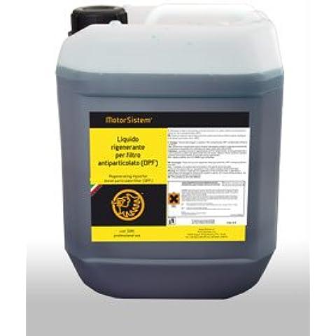 XDURARE Liquido rigenerante per filtri antiparticolato litri 5 (cerina)