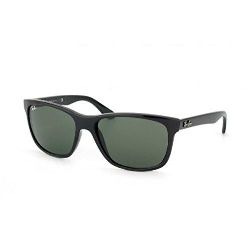 Ray-Ban 4181 601 Schwarz 4181 Wayfarer Sunglasses Lens Category 3