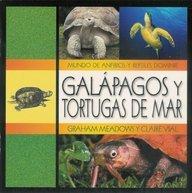 Galapagos/Tortugas de Mar (Dominie Mundo de Anfibios y Reptiles)