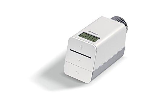 Bosch 8750000010 Tête de Robinet Thermostatique connecté - France uniquement