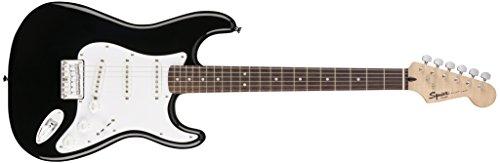 Fender Squier Bullet Stratocaster Hard Tail Black