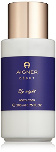 Etienne Aigner Debut by Night femme/women, Bodylotion, 1er Pack (1 x 200 ml) (Körper Himbeer-vanille Lotion)