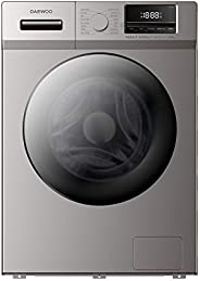 Daewoo Front Load Automatic Washing Machine 1200 RPM - DWD-FT1215, 7Kg