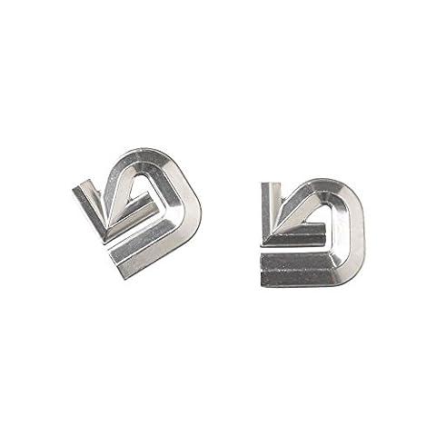 Burton Aluminium Logo Mats