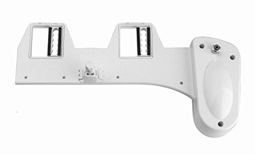Bidet-Aufsatz Easy Dusch WC Bidet, Taharet, für Intimpflege Qualität von Schataf