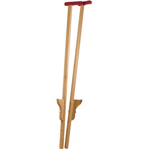 Glückskäfer 536010 Stelzen mit Griff (Paar) 120 cm