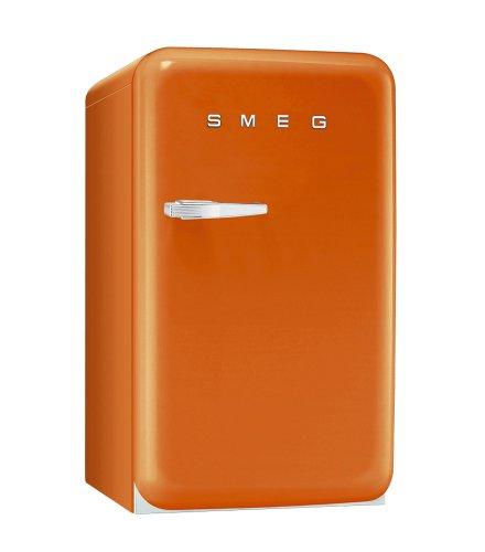 Smeg FAB10RO Réfrigérateur compact pose libre 114 L 37 dB 50 W Classe: A+