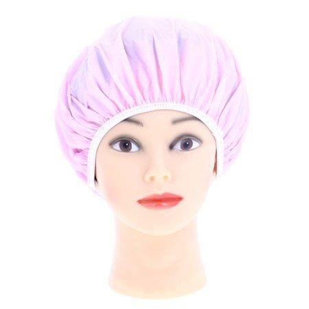 Sibel - Bonnet Douche Plastique Rose