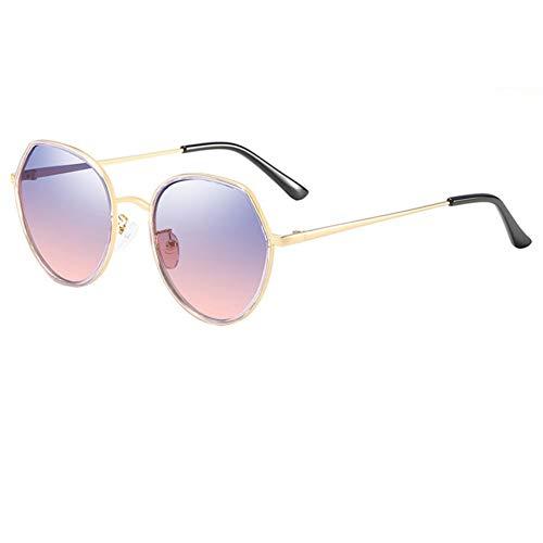 Yuanz Cat Eye Polarized Sonnenbrille Männer Frauen Driving Square Frame Sonnenbrille Männlich Weiblich Goggle Uv400,D