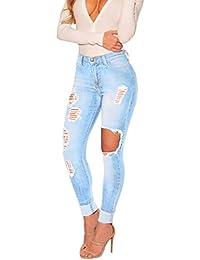 Suchergebnis auf für: helle jeans damen löcher