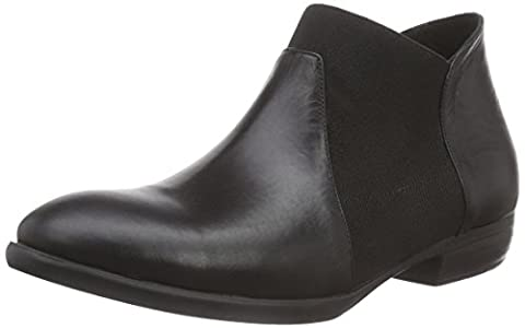 Inuovo ENCOUNTER, Damen Chelsea Boots, Schwarz (BLACK-BLACK ELASTIC), 40 EU