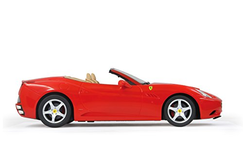 RC Auto kaufen Rennwagen Bild 5: Jamara 404290 - RC Ferrari California 1:12 inklusive Fernsteuerung, rot*