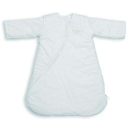 PurFlo Babyschlafsack, 1,0Tog, weiß, 9-18Monate