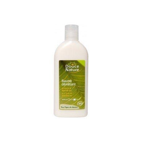 Douce Nature - PRI 555 - Soin Cheveux Bio - Baume Démêlant Fortifiant - 200 ml