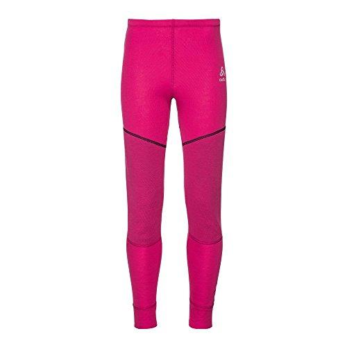 Odlo Pants X-Warm Kids – Beetroot Purple   07613361007613