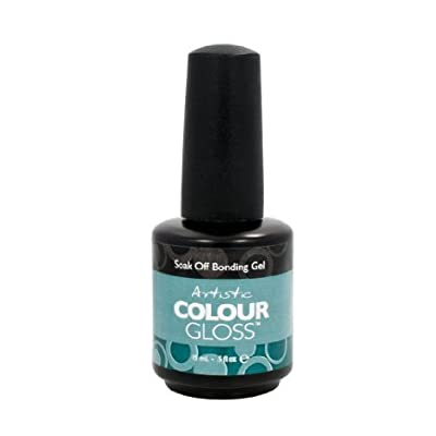 Artistic Colour Gloss Nail Design Soak Off Base Coat Bonding Gel Polish Adhesive