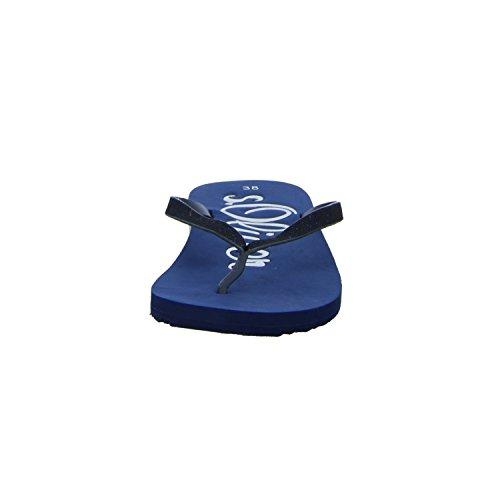 s.Oliver 5-5-27122-38/805 805, Infradito donna blu (blu)