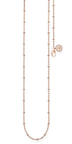 Thomas Sabo Damen-Kette für Beads Karma Beads 925 Sterling Silber KK0004-415-40-L45v