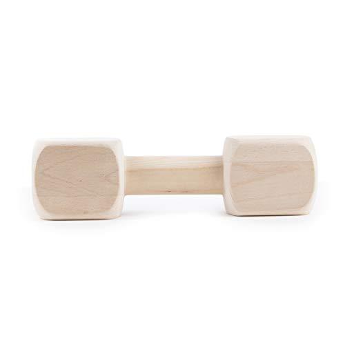 Julius-K9 26200E, Apportierholz 1000 g, hart, aus einem Stück - 4