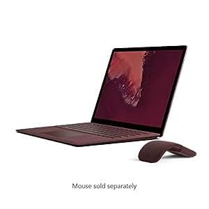 Microsoft Surface Laptop 2 (Intel Core i7, 8GB RAM, 256GB) - Burgundy (Newest Version)