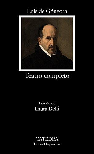 Teatro completo (Letras Hispánicas)