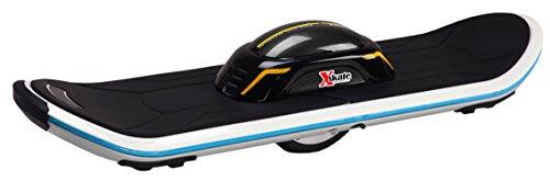 Kategorie <b>Elektro Skateboards </b> - Xskate SU65Elektrisches Skateboard, weiß/blau, M