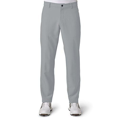 adidas Herren Ultimate 365 3-Streifen Tapered Hose, Grey Two, 34-32