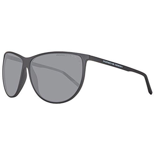 Porsche Design Unisex P8601 Sonnenbrille, Schwarz A, Medium