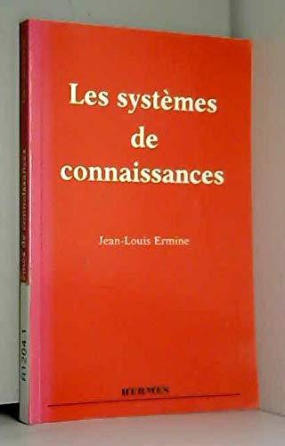 Les systèmes de connaissances