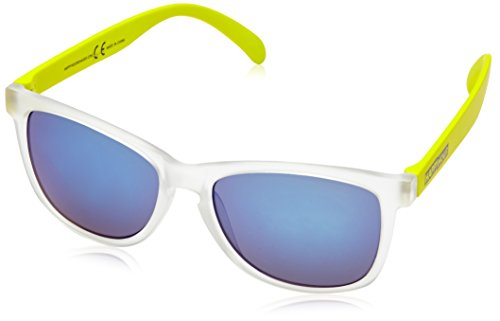 Happy Hour Sonnenbrille Glasses Electric Bananas, Yellow/Grey, One size, HAPGLAELBA