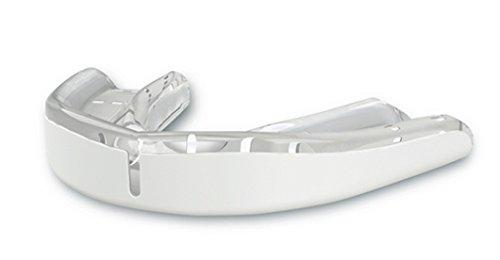 SanaBrux - Premium-Schiene gegen Zähneknirschen, Bruxismus, Zähneklappern und Kiefergelenksschmerzen | Knirscherschiene Made in Switzerland (SomniShop Set Z 100)