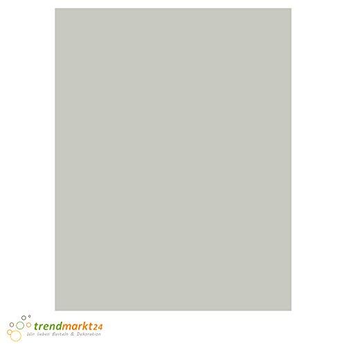 Tonpapier Hell-Grau ★ DIN A4 130 g/m² | 100 Blatt Set einfarbig 130 g/qm ✓ Bastel-Papier/Ton-Karton-Schul-Papier farbig zum basteln bemalen | Kinder Hochzeit - 8019589