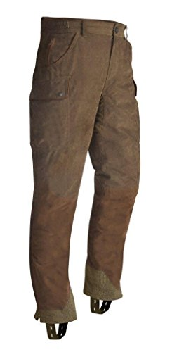Verney-Carron Sika Pantalones (Verde Oliva) prohunt Gama - UK36 - 54  Tiro/Caza