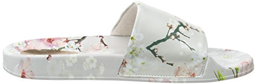 Ted Baker Armeana, Tongs Femme Multicolore (Oriental Blossom)
