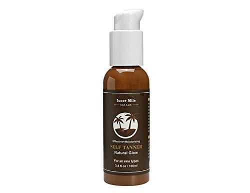 Skin Beauty Suntan Lotion Natural Bronzers Selbstbanner Lotion Elitzia ETMS018