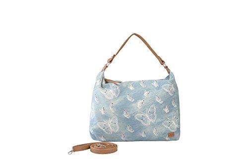 BERNARDO BOSSI Jeans Tasche Shopper Hobo Bag Schultertasche Umhängetasche Denim verschiedene Modelle STEFANO -