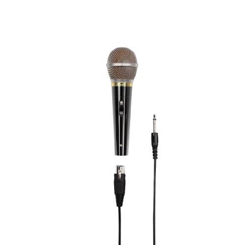 HAMA-Microfono-Dynamic-DM-60-cardioide-mono-3-m
