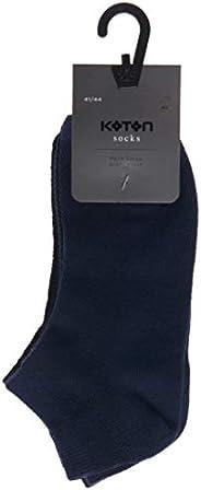 Erkek 4'lü Basic Çorap