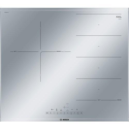 Bosch Serie 6 PXJ679FC1E Integrado Con - Placa (Integrado, Con placa de inducción, Gris, Metálico,...