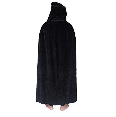 Halloween Cloak Horror Thema Make-Up-Kostüme Festival Themen Mantel (Verschiedene Optional),4